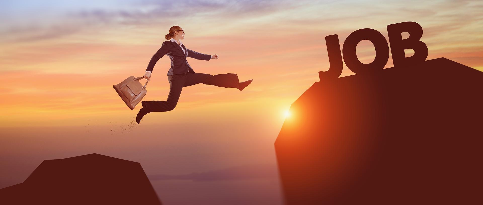 Achieving success illustration